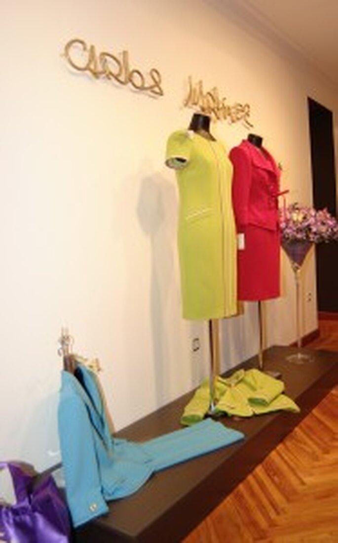 Vestidos de madrina Carlos Martínez Costura