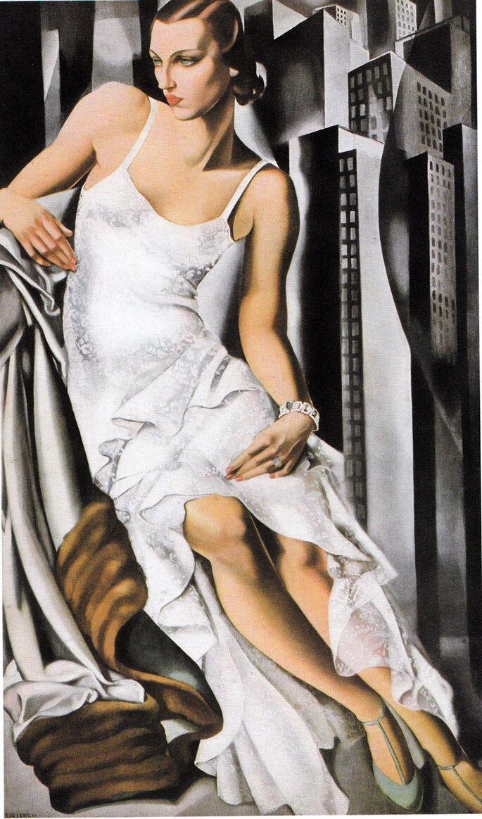 Tamara de Lempicka Ritratto della signora Allan Bott