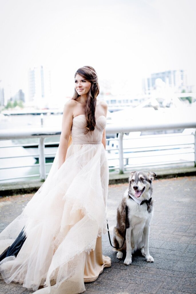 6 tips para incluir a tu mascota en la boda - Whitney Lane Photography