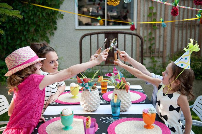 Razones por las que sí deberías invitar niños a tu boda - Tara Whittaker Photography