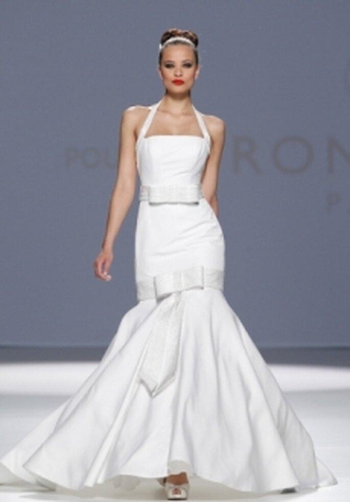 Colección de vestidos de novia Elisabeth Barboza by Pronuptia 2011