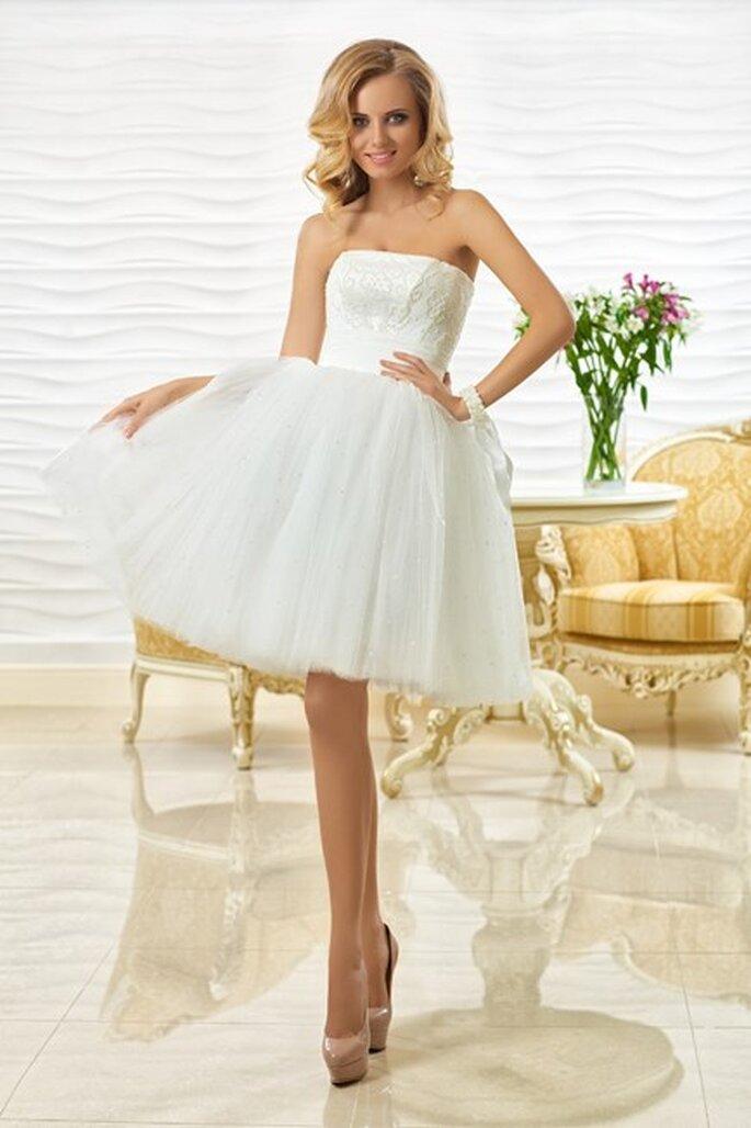 Oksana Mukha 2014 : Douceur et Légèreté pour des robes de ...