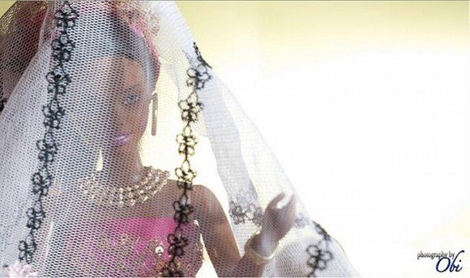 Real Wedding (per Gioco) Con Barbie E Ken Sposi Nigeriani