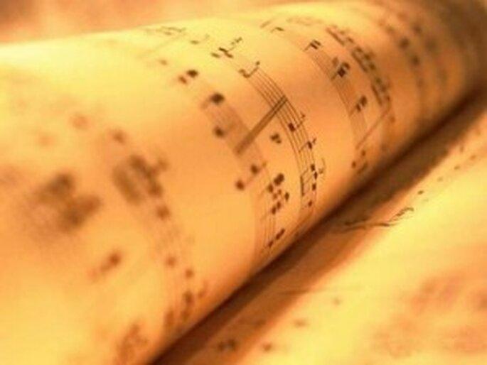 Puedes escoger entre los autores clásicos o melodías contemporáneas