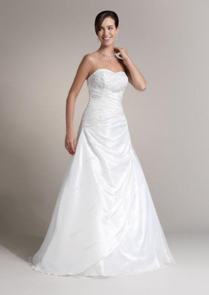 Brautkleid Joana von Kleemeier - http://www.brautkleider-kleemeier.com