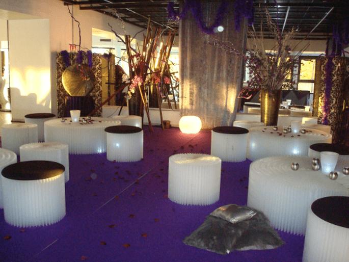 Le lounge une id e d co conviviale pour votre r ception de mariage for Idee deco lounge