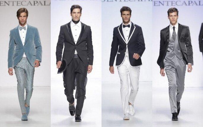 Colección de novios de Fuentecapala 2015