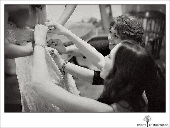 Mère de la mariée stressée : c'est normal ! - Photo : Tim Halberg