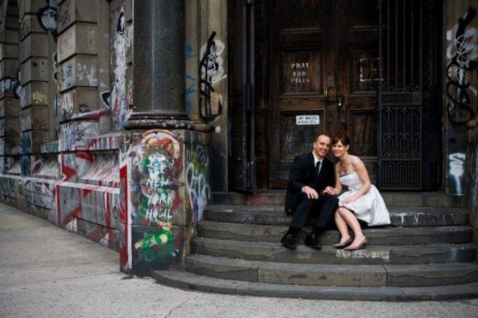 In New York heiraten, der Traum vieler Paare, Foto - echtnewyork.com