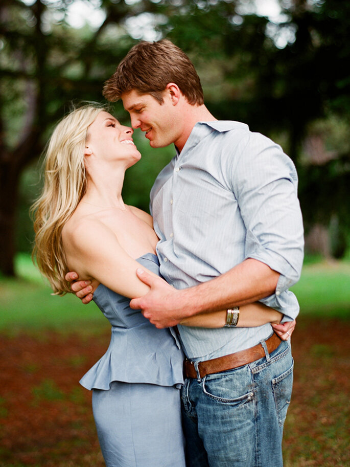 Sesión de fotos pre boda - Foto Elizabeth Messina