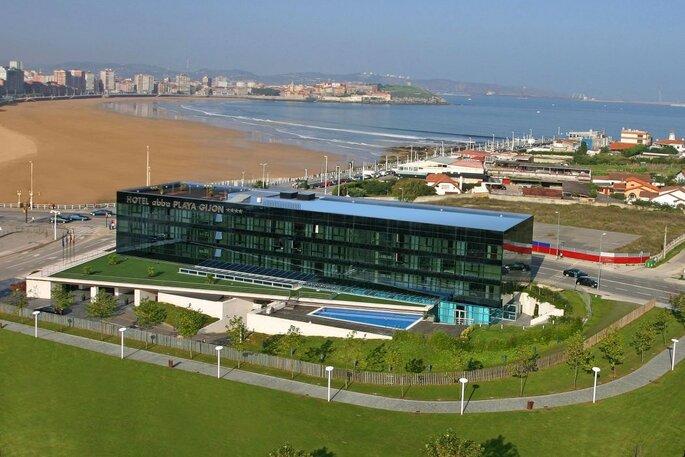 5Hotel abba Playa Gijón