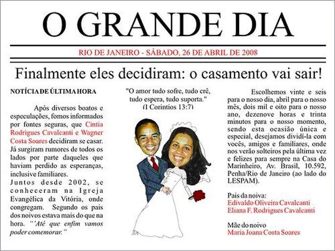 Convites de Casamento 2010  - www.seucasamento.info