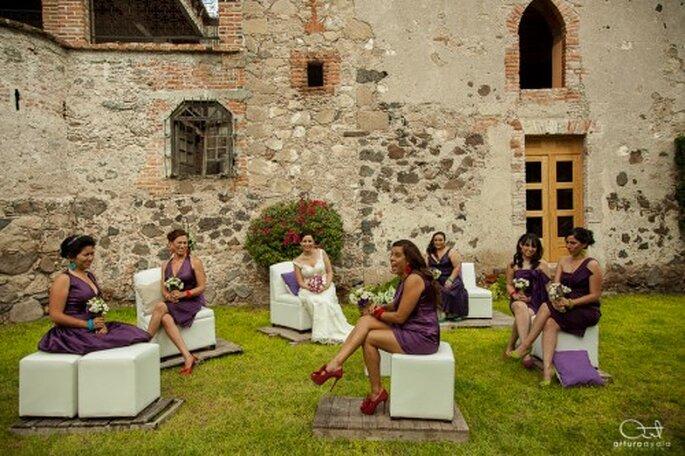 Procura que cada parte conozca bien sus responsabilidades el día de tu boda - Foto Arturo Ayala