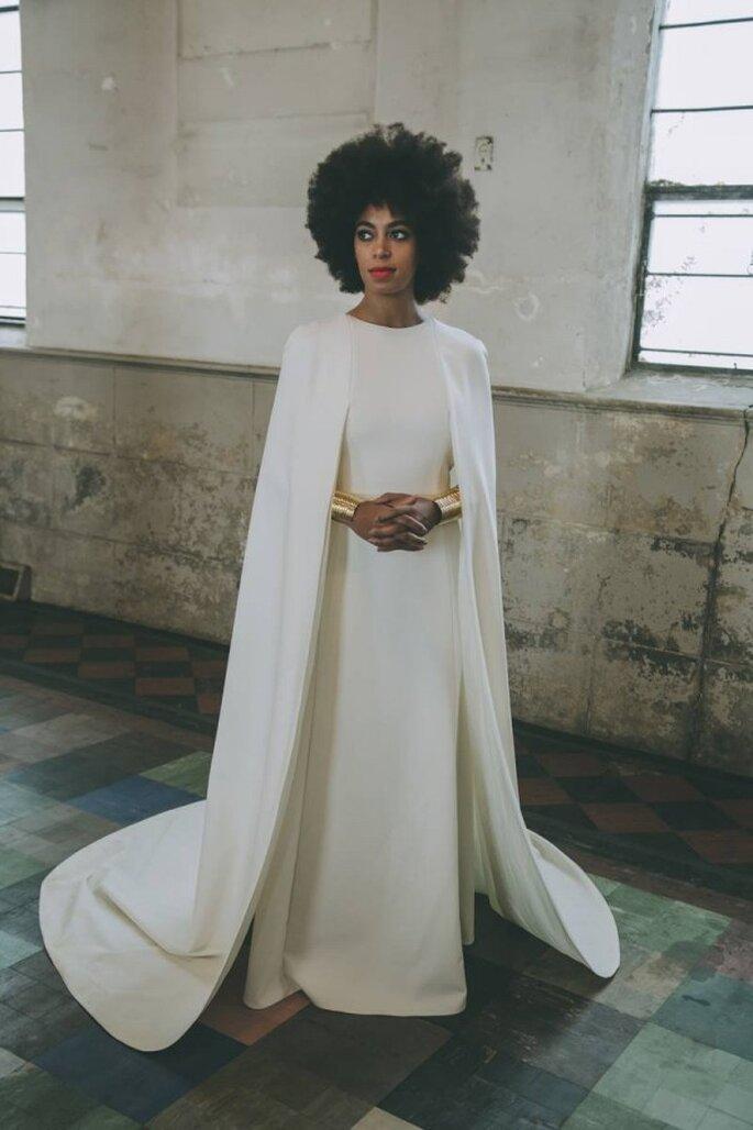 La increíble boda de Solange Knowles y Alan Ferguso - Foto Kenzo