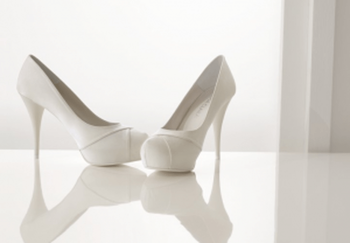 Chaussures de mariée Rosa Clara 2012