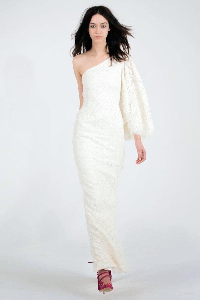 Las tendencias más grandiosas en vestidos de novia 2015 - Houghton Oficial