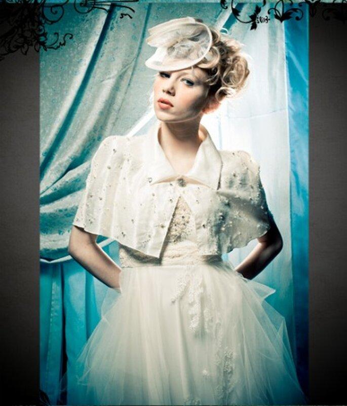 Vestito da sposa di Emanuelle Junqueira