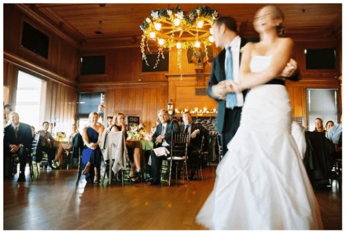 El primer baile de los novios - Foto Myrtle amp Marjoram