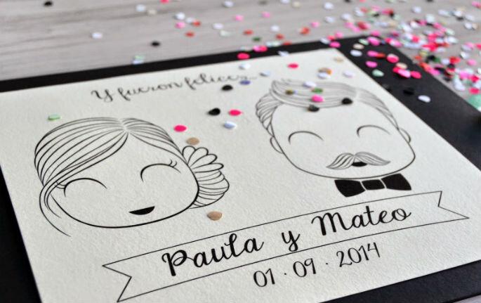 libros firmas bodas