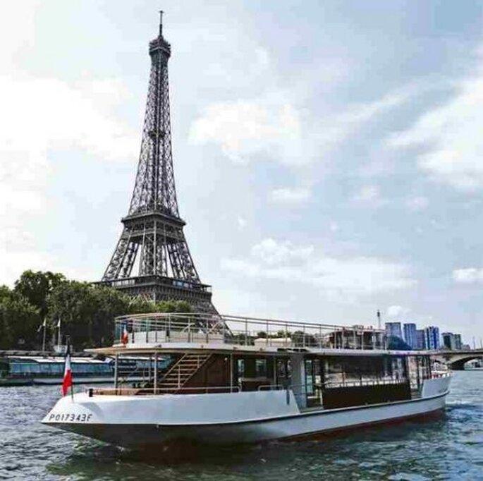 Le Bateau Iéna- Vedettes de Paris