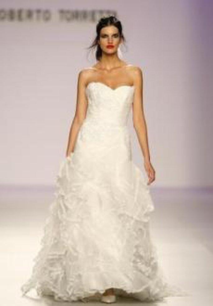 Colección de vestidos de novia Roberto Torretta 2010