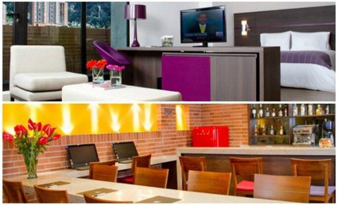 Suite y comedor   Foto: Hotel BH El Tempo