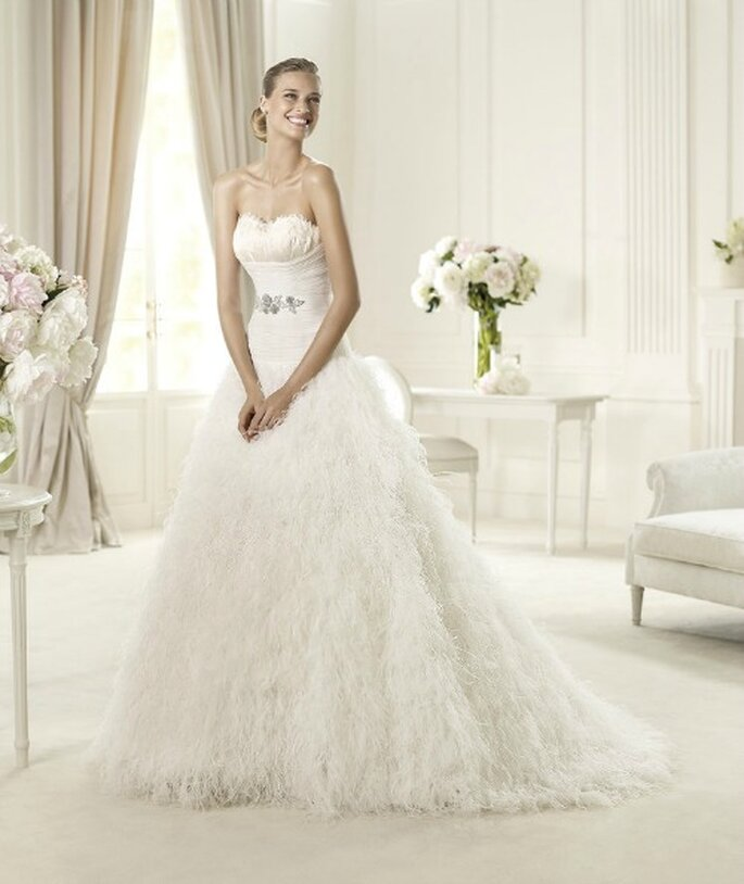 Pronovias Dreams Collection 2013. Foto: www.pronovias.com