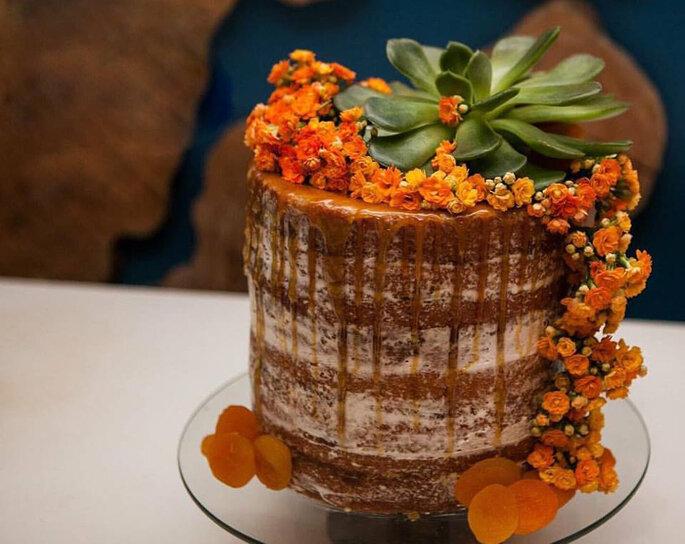 Pasteles De Boda Creativos: Drip Cake, El Pastel De Bodas Que Gotea Creatividad Y Encanto