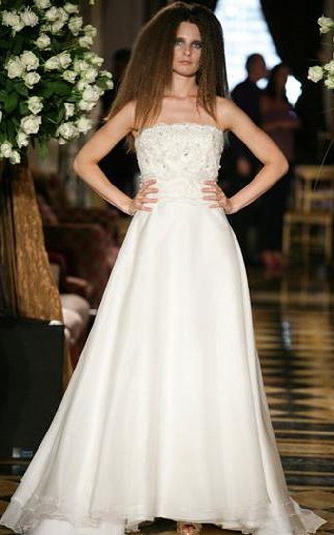 Collezione vestiti da sposa 2010 Gianni Calignano