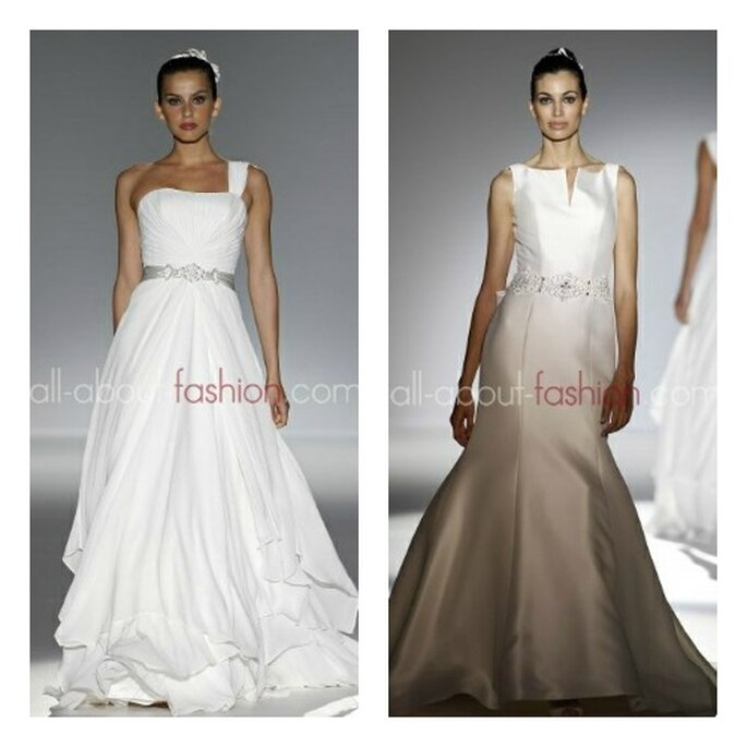 Abiti da sposa Franc Sarabia 2013. Foto: all-about-fashion.com