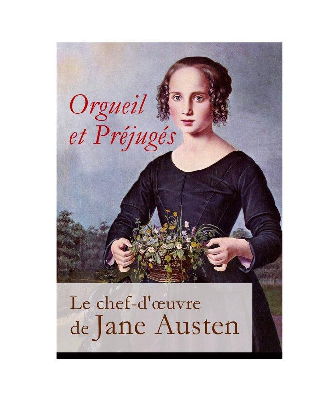 Orgueil et Préjugés. Jane Austen. Libre de droits