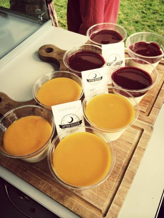 Photo : Panna cotta - Atelier Fratelli