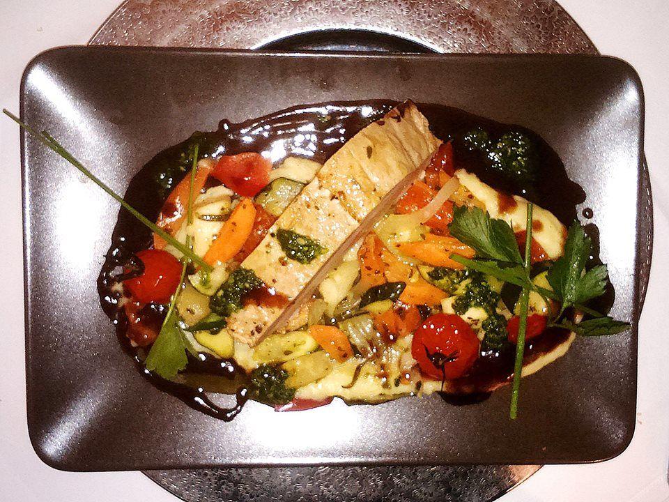 Beispiel: Kulinarisches, Foto: Gutshof Woldzegarten.