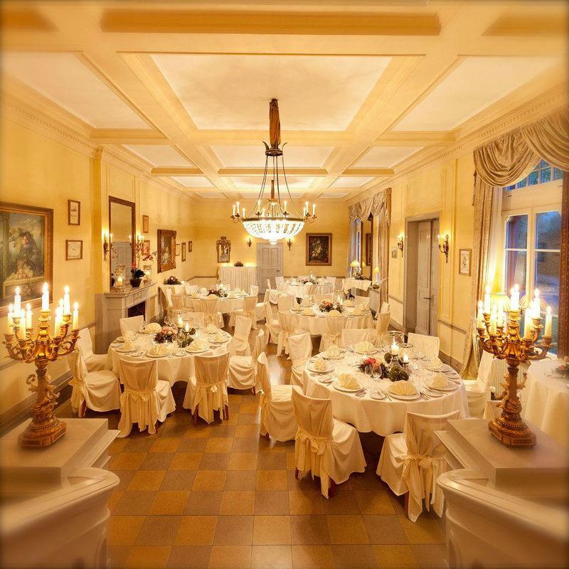 Beispiel: Location, Foto: Weinromantikhotel Richtershof.
