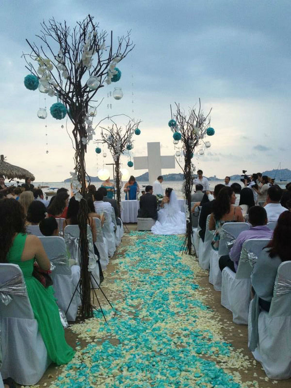 Hotel para bodas - Foto Grand Hotel Acapulco