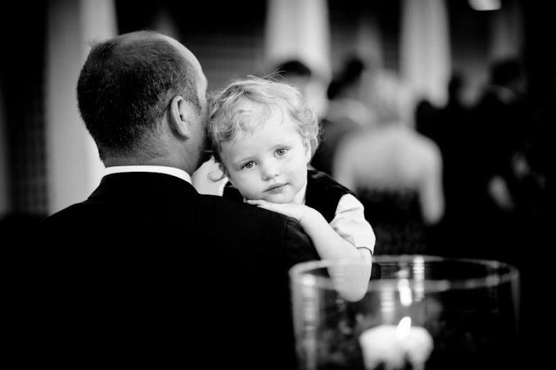 Beispiel: Fotos von den Hochzeitsgästen, Foto: Fotomanufaktur Wessel.