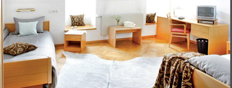 Beispiel: Übernachtungsmöglichkeiten, Foto: Villa Raczynski.