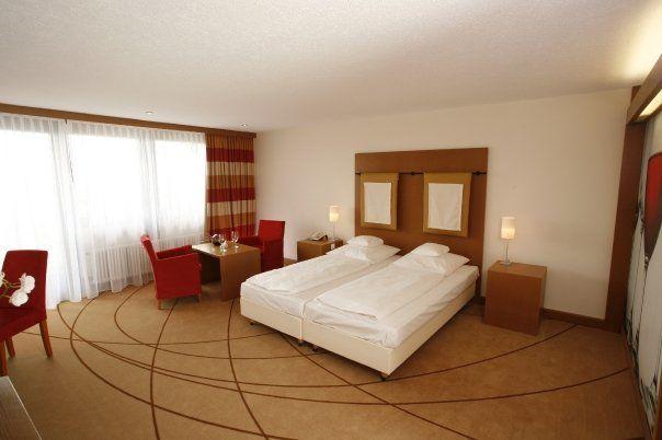 Beispiel: Zimmer, Foto: Hotel Schönbuch.