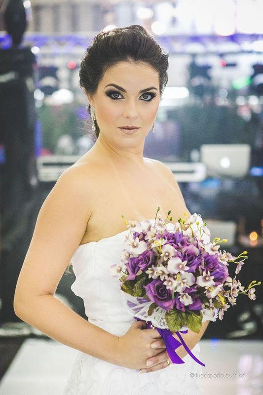 Silvana Maurente Make Up e Penteado Foto: Lucas Porto