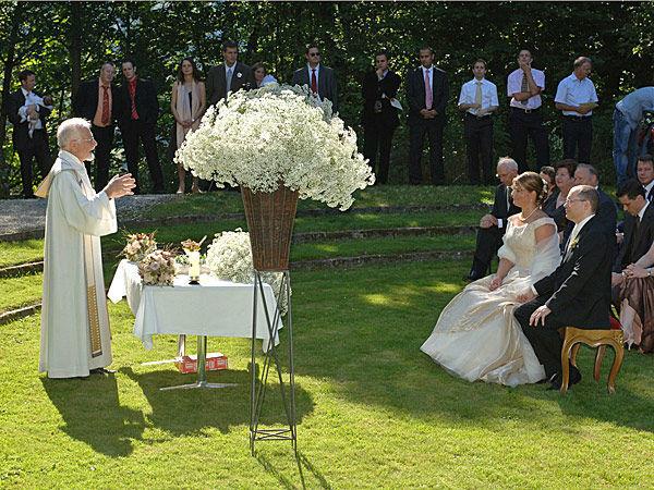 Beispiel: Hochzeit, Foto: Schloss Liebegg.