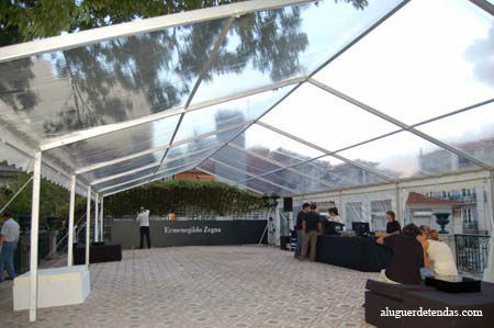 Foto: AV Eventos, Aluguer deTendas