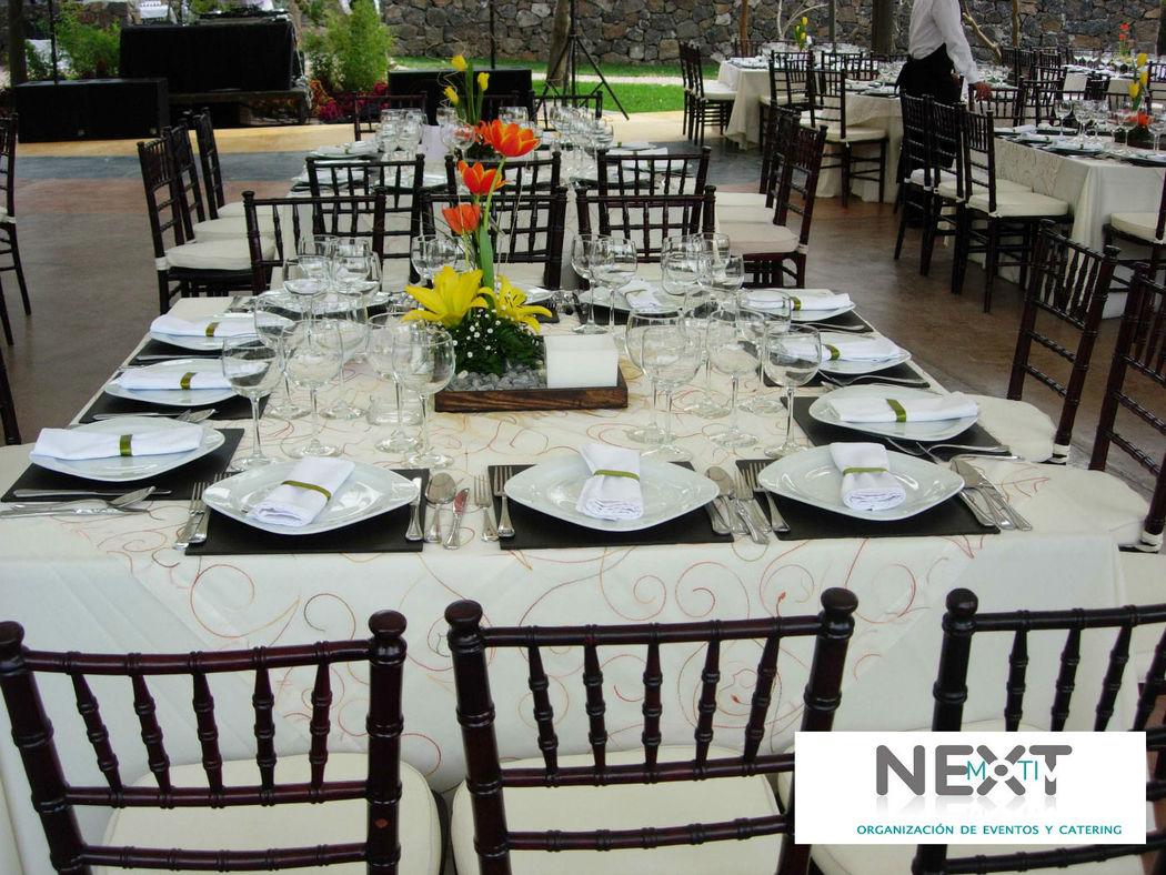 Su boda con nextmotiv_montaje y decoración _mesa imperial