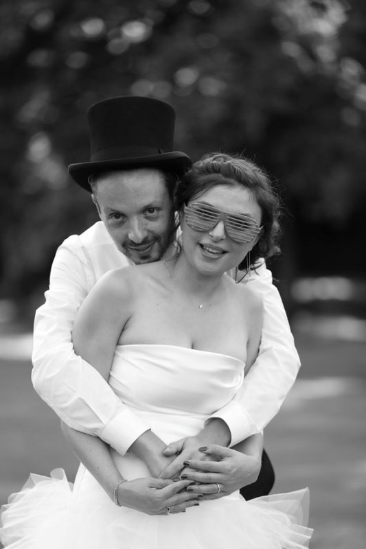Agence Evolution, photo de couple.