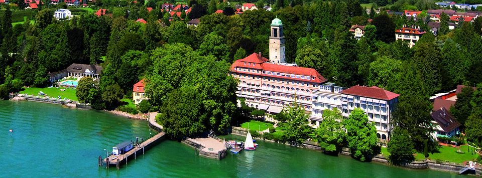 Beispiel: Aussenansicht / Luftaufnahme, Foto: Hotel Bad Schachen.