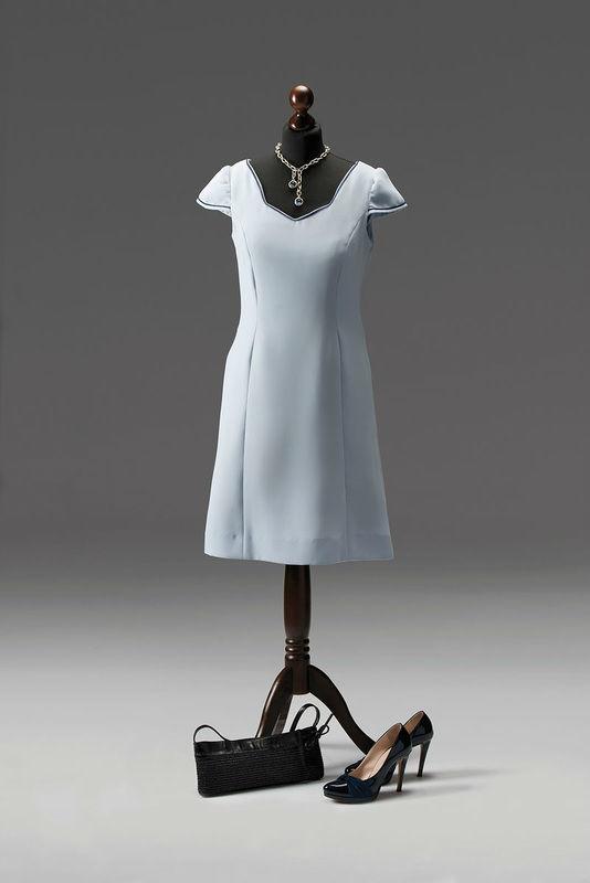 Beispiel: Wunderschöne Kleider, Foto: Tricia Ze.