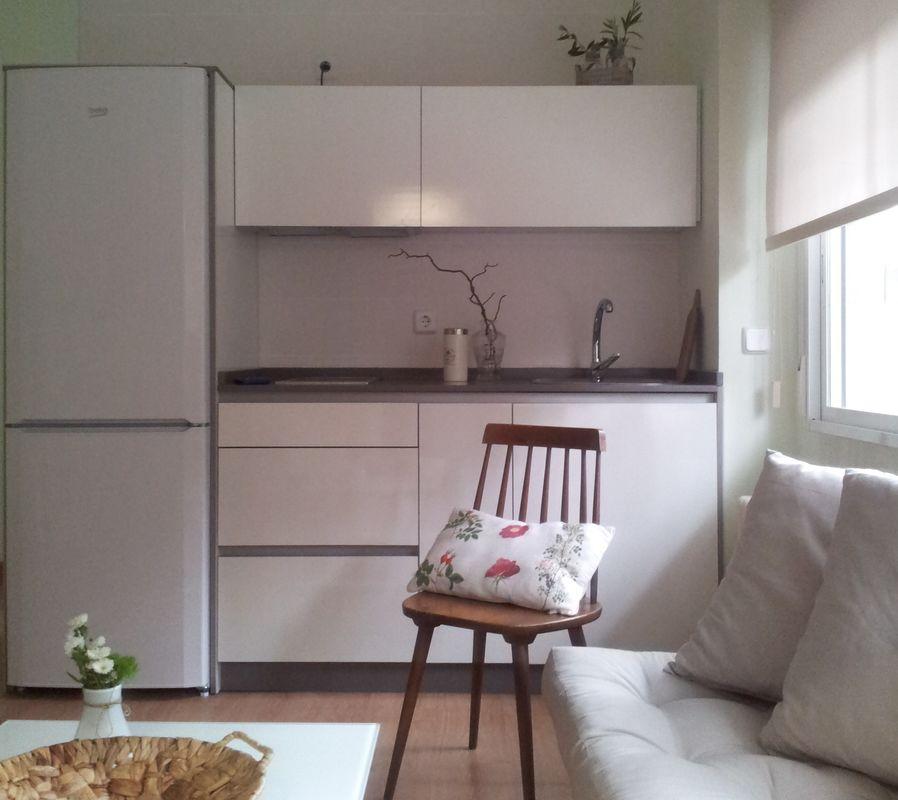 Home Staging. Proyecto Deco y Reforma de mini apartamento