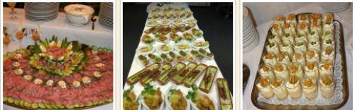 Beispiel: Buffet, Foto: Heurigen Restaurant Schotten.