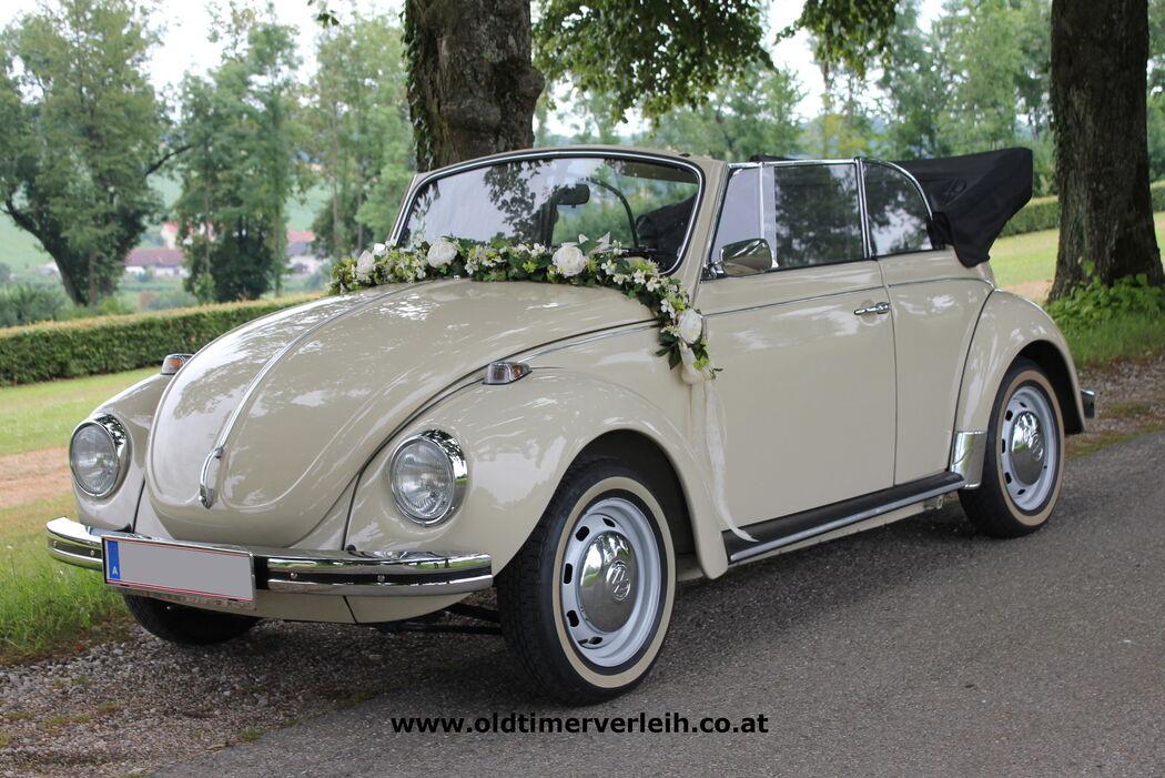Das ideale Hochzeitsauto für den Sommer!