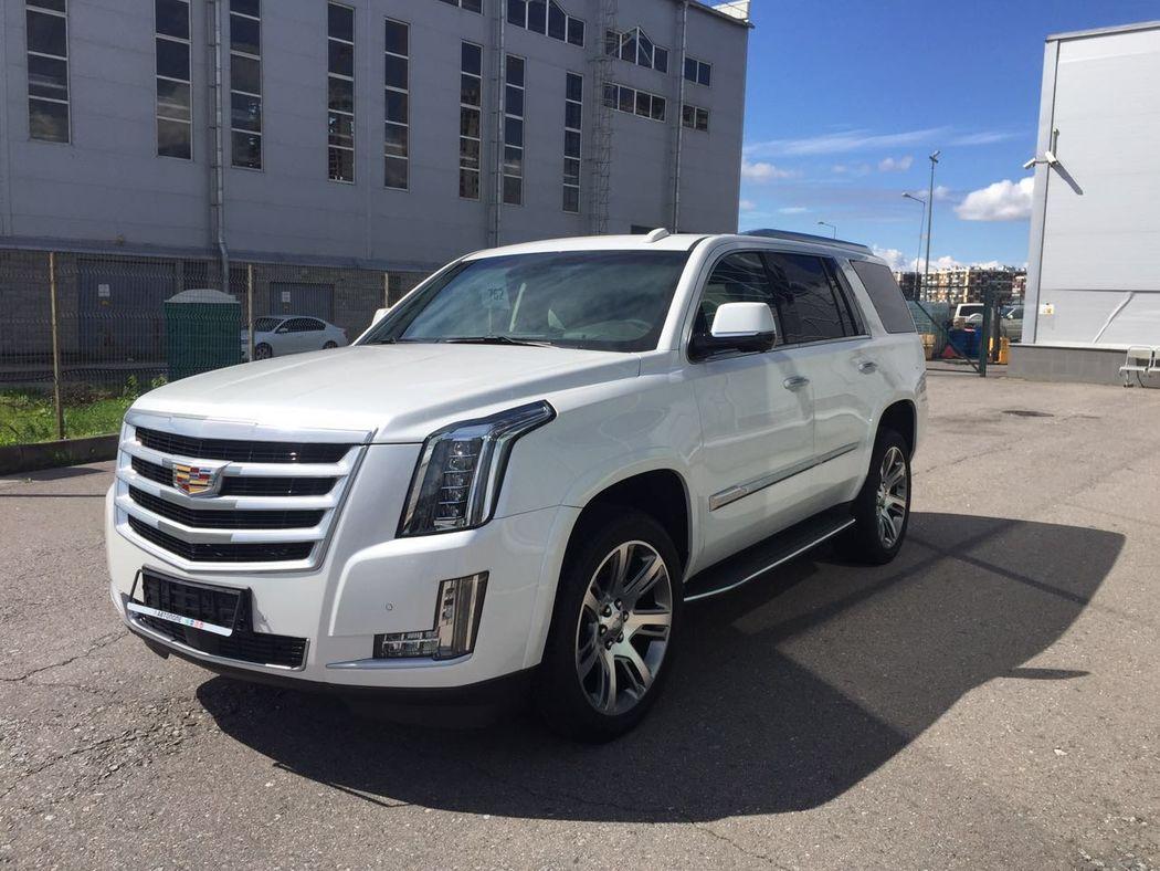 Cadillac Escalade (NEW 2016г.) 7 мест