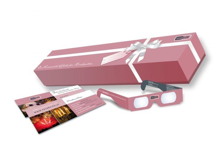 Beispiel: Weddingbox, Foto: Rosabrille.